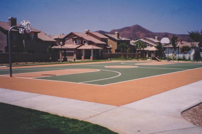 Basketball Court - Simi Valley, CA