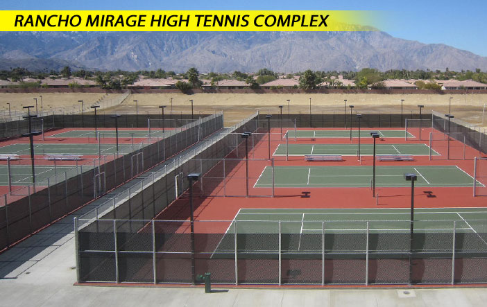 Rancho Mirage Tennis Complex