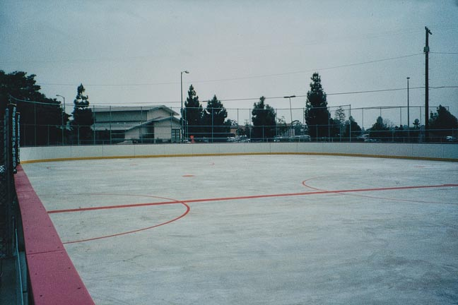 Pacific Tennis Courts