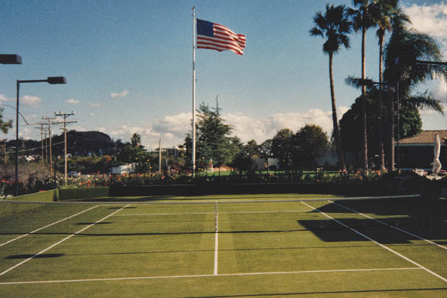Competition Grass Court