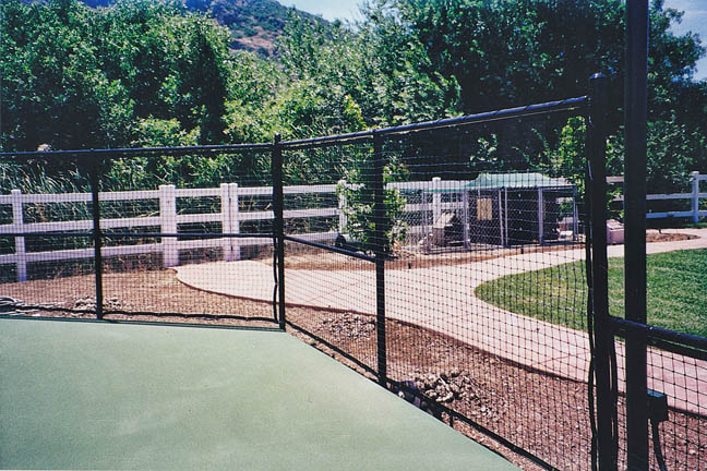 Tennis & Game Courts