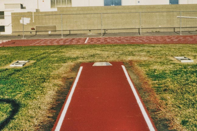Santa Monica High School Running Track